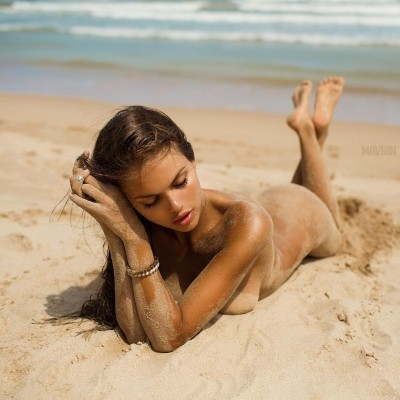 Viki Odintcova Best Almost Naked Photos